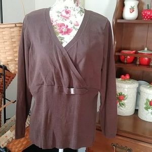Lane Bryant sweater Size 18/20W
